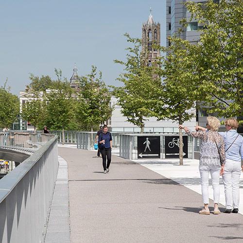 opdracht Arbor Consultancy moreelsebrug Utrecht eindresultaat