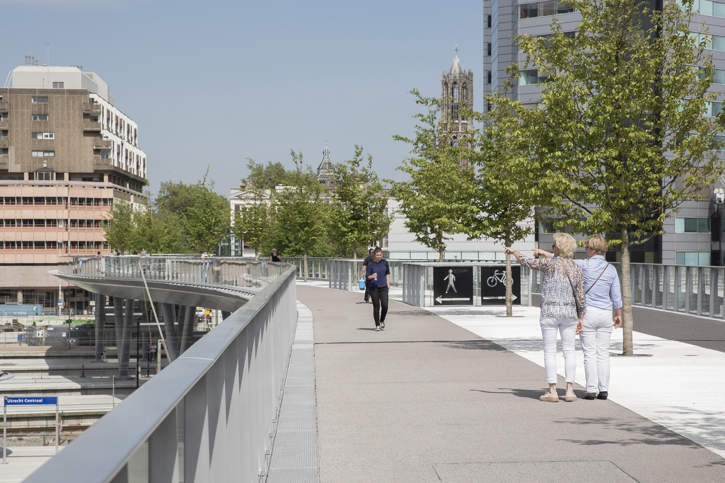 opdracht Arbor Consultancy moreelsebrug Utrecht uit eindelijk resultaat