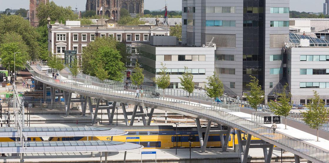 Arbor Consultancy opdracht moreelsebrug Utrecht