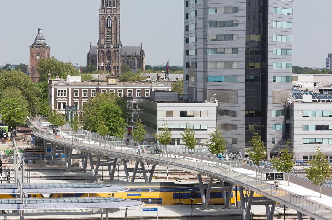 Arbor Consultancy opdracht moreelsebrug Utrecht 2